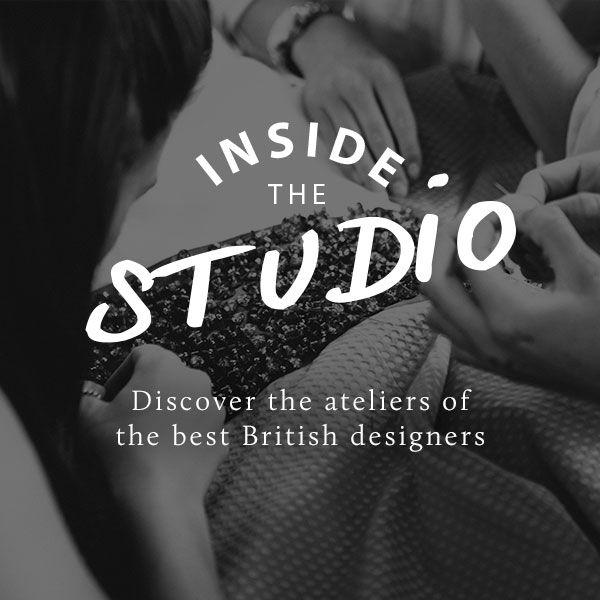 Harrods Inside the Studio video project