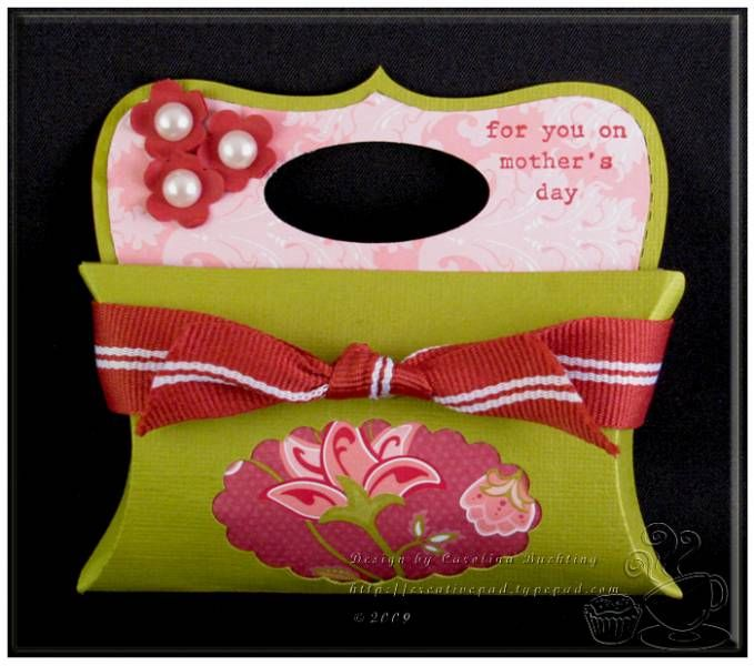 valentine box holder