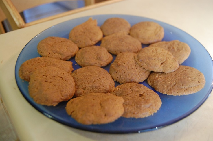 Molasses Cookies (subsititute ingreds) | Healing Diet | Pinterest