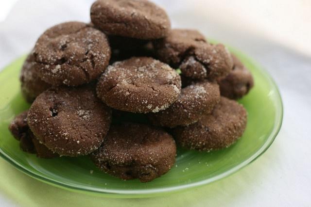 Aztec Chocolate Chip Cookies -- just tweak w/ 1/2 tsp. kosher salt, 1 ...