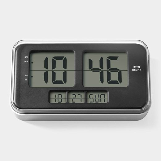 LCD Retro Alarm Clock