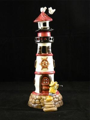 Blue Sky Clayworks Mariners Lighthouse Nautical Collection 2009 Retir ...