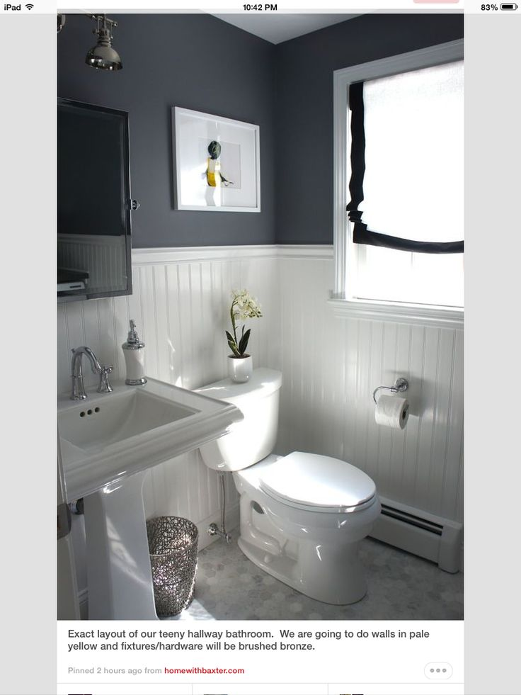 small bathroom for the home pinterest