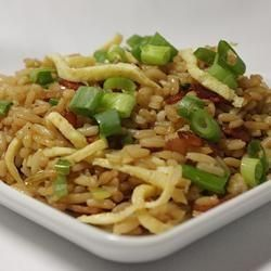 Classic Fried Rice Allrecipes.com-This was a big hit at my house and ...