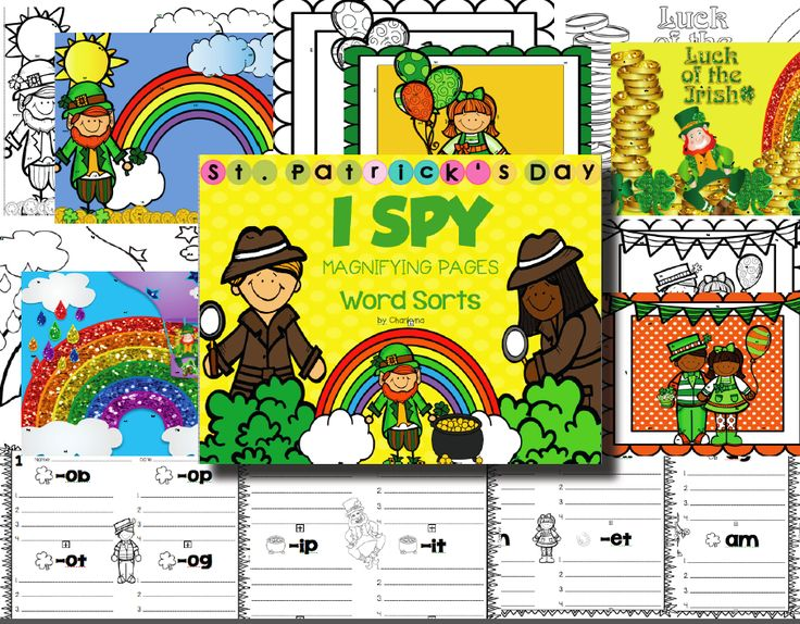 ... com/Product/I-Spy-Magnifying-Word-Sort-St-Patricks-Day-Edition-1163198