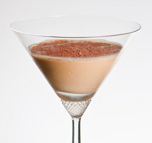 going to try this - hazelnut, creme de cacao - hmmmm what's not to ...
