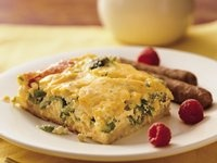 Scrambled Egg Biscuit Cups | Recipe