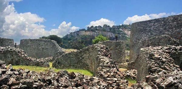 グレート・ジンバブエ遺跡の画像 p1_35