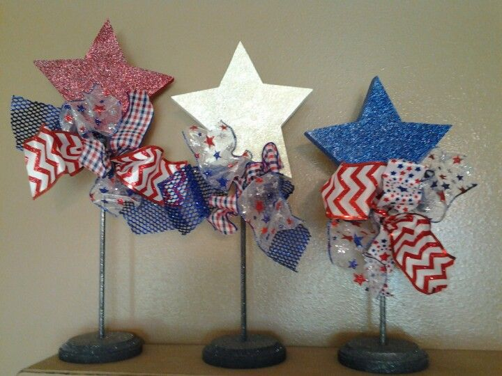 4th of july wood craft ideas