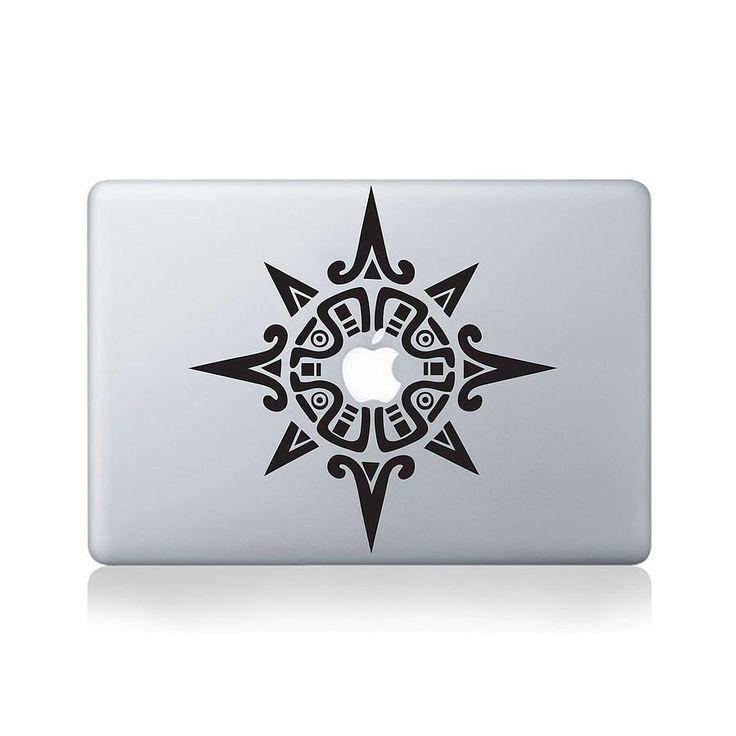 tribal decal macbook Decals