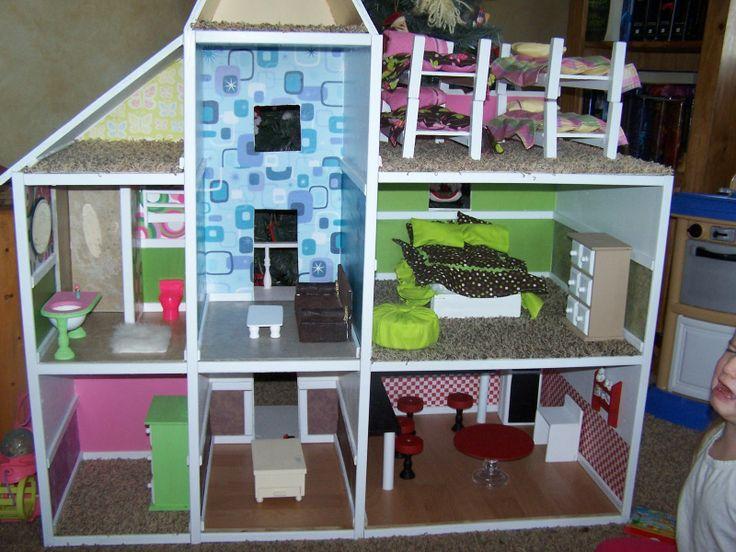 Как делать дома домики своими руками
