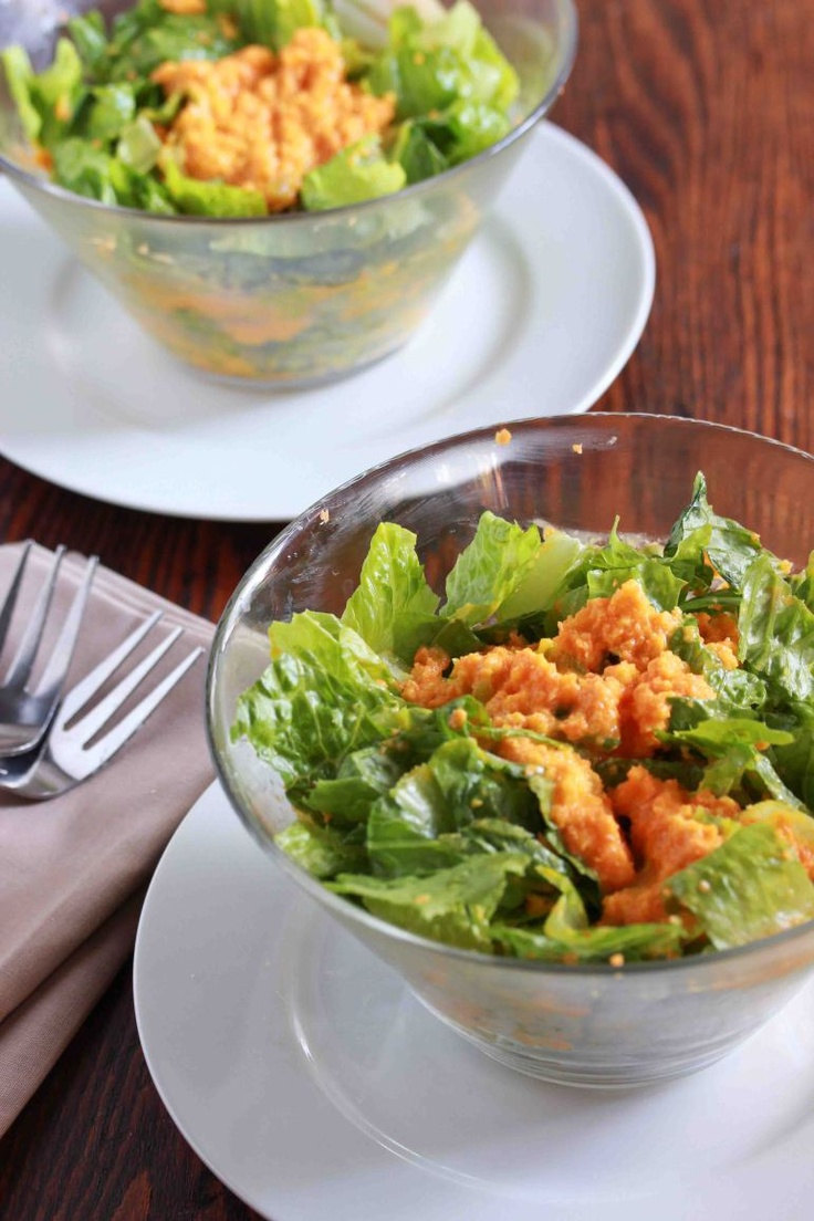Carrot Ginger Dressing 1 | It's What's for Dinner! (Recipes to Try ...