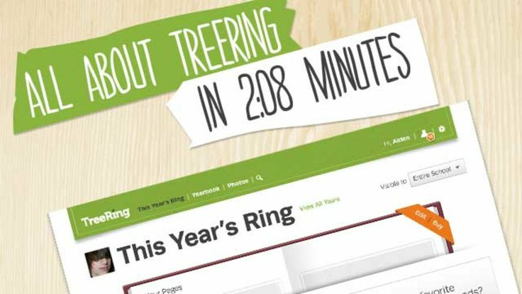 Treering overview we re bringing yearbooks into the 21st century by