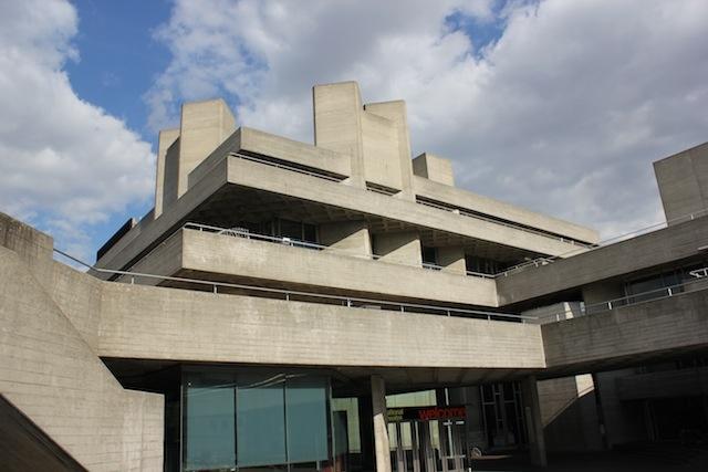 London brutalist landmarks brutalist architecture for Architecture brutaliste