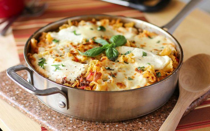 Cheese Lasagna Skillet | Favorite Recipes | Pinterest