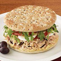 Tuna Nicoise Sandwich | Weight Watchers Recipes | Pinterest