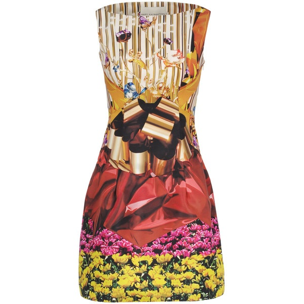 MARY KATRANTZOU Short dress found on Polyvore