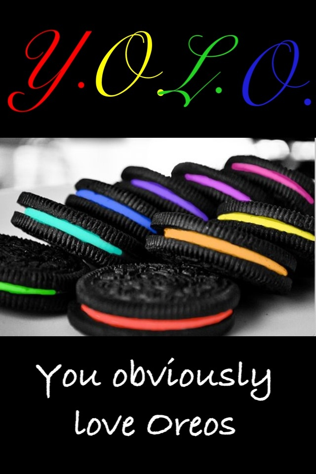 You Obviously Love Oreos | LOL // So Relatable | Pinterest