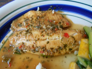 The Pub and Grub Forum: Ginger and Cilantro Baked Tilapia (also can be ...