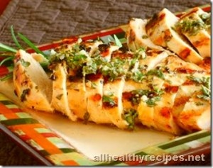 Grilled chicken with herbs   Treats/Recipes   Pinterest