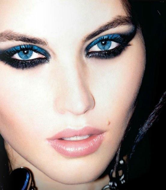 pin the blue eye - photo #32