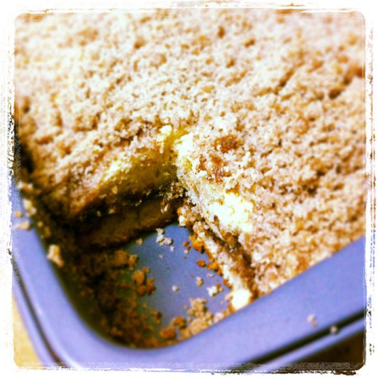 Cinnamon streusel coffee cake | Cakes | Pinterest
