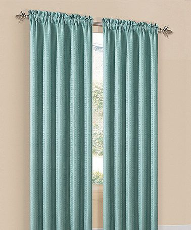 Pink Ruffle Blackout Curtains Sky Blue Curtain Panels
