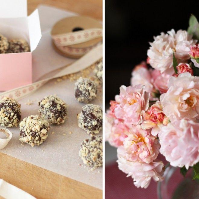 Chocolate Hazelnut Frangelico Truffles | candy/truffles/chocolates/fu ...