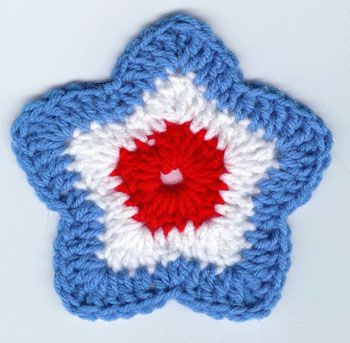 Free Star Coaster Crochet Pinterest