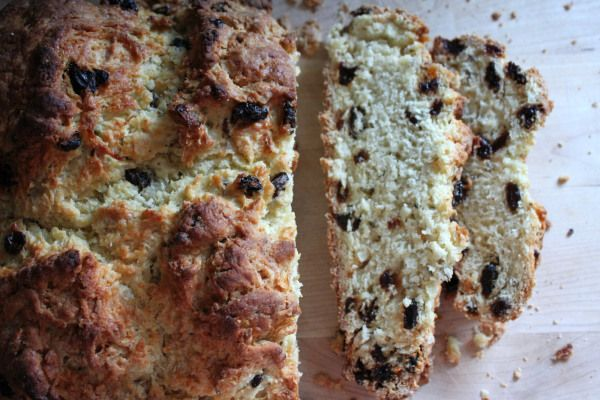 irish soda bread with caraway seeds | Scrumptious | Pinterest