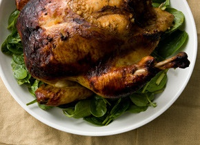Five-Spice Roasted Chicken | Yummy food ideas! | Pinterest