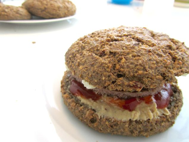 are gluten-free you don't have to forgo the bun. Try these nutty buns ...