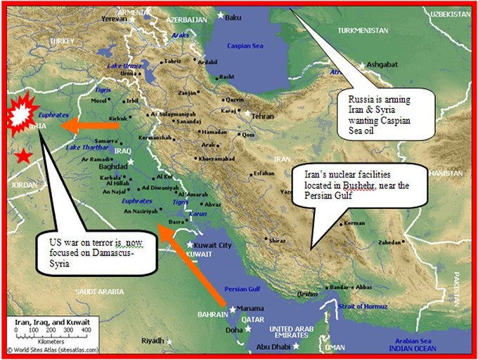 where does the tigris and euphrates meet