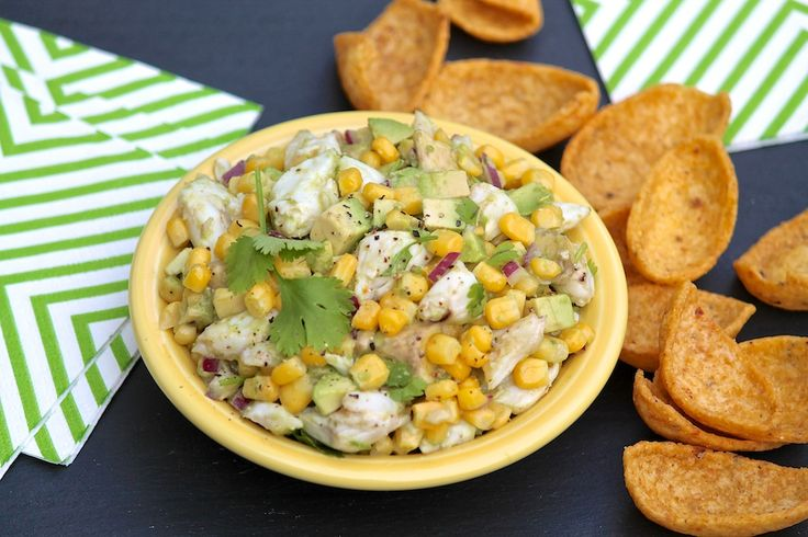 cilantro and lime crab salad in avocado avocado salad with avocado ...