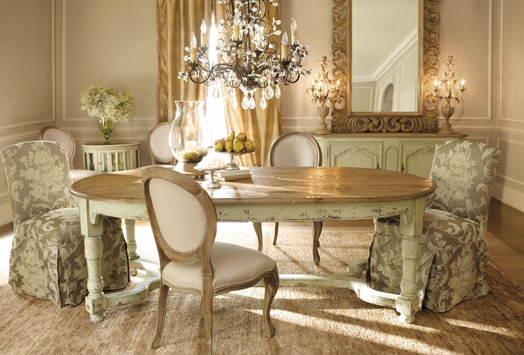 Olivia Dining Table Arhaus Furniture Dining Rooms