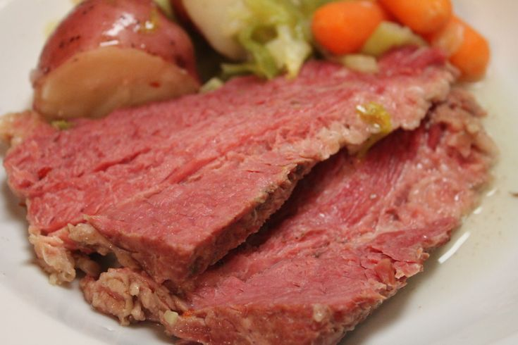 Rosie's Corned Beef and Cabbage...perfect Easter dinner
