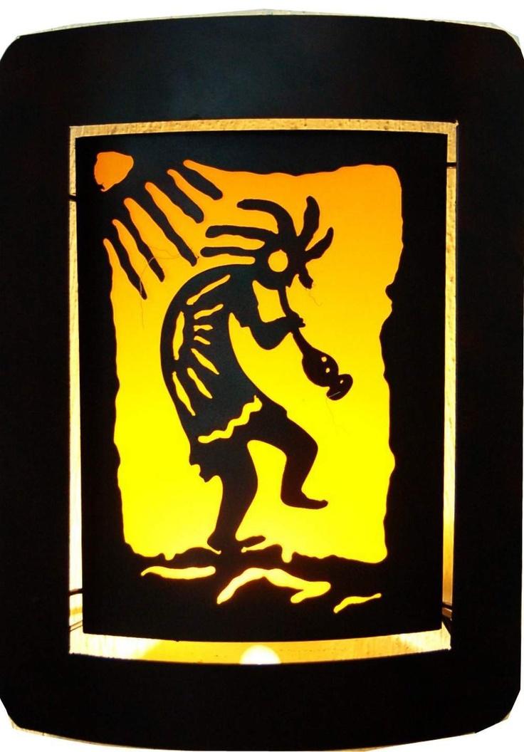 Kokopelli Wall Sconces : Koko Wall Sconce