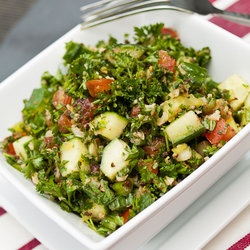 Gluten-Free Paleo Tabbouleh #paleo #glutenfree #recipe