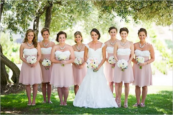 Bridesmaid Dresses Waters And Waters 8