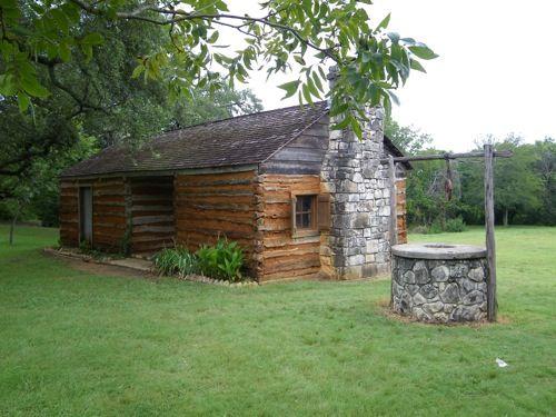 Round Rock Tx Dog Trot Cabin My Dream Home Pinterest