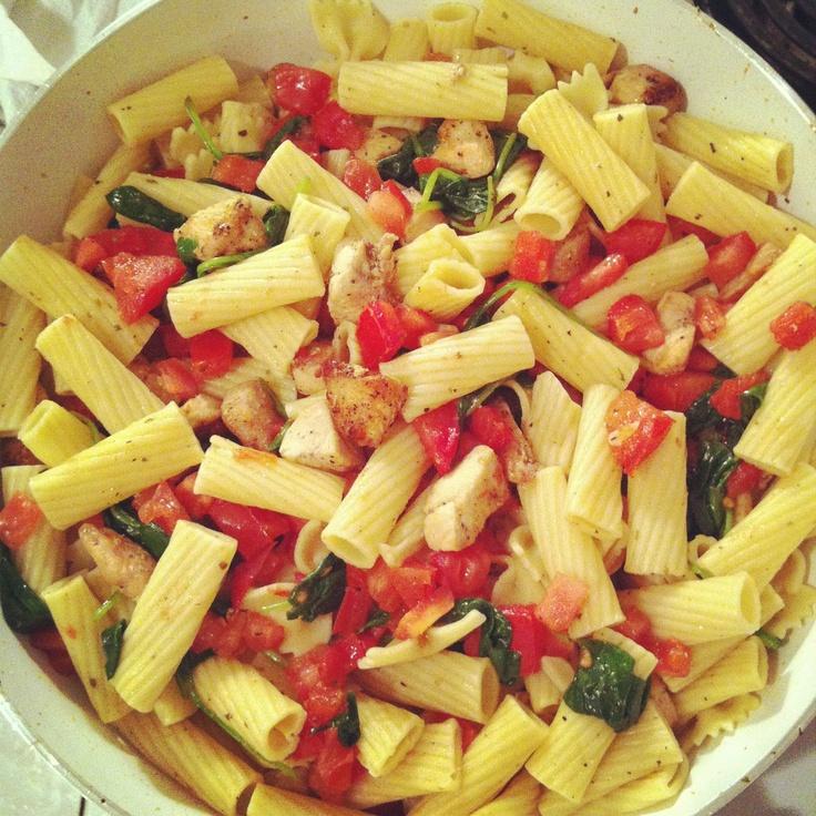 Chicken Florentine Pasta | Great Recipes | Pinterest