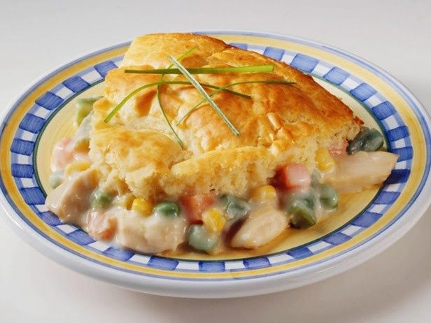 Easy Bisquick Chicken Pot Pie | yummo | Pinterest