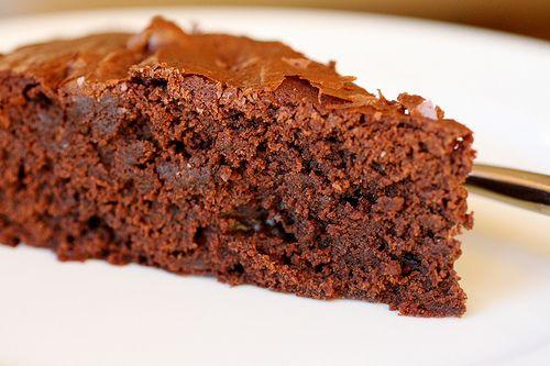 Fudgy skillet brownies | Brownies | Pinterest