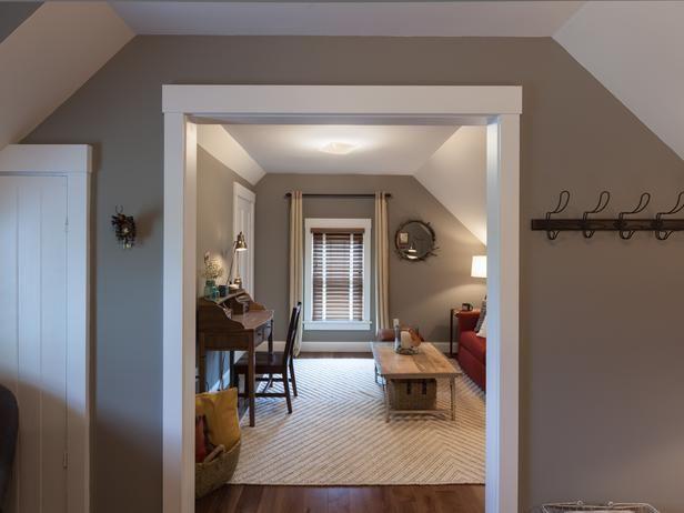 Foyer Coat Closet