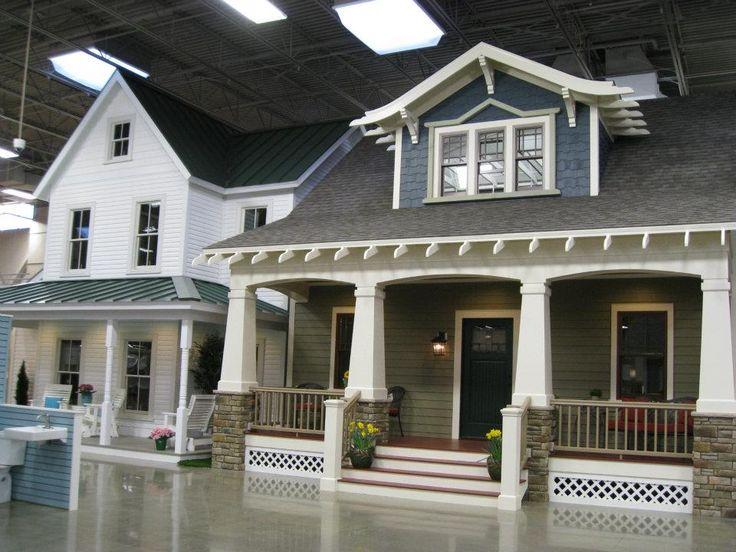 craftsman porch remodel exterior pinterest