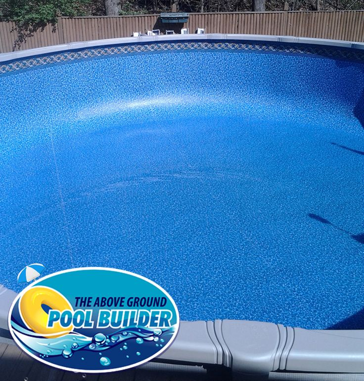 Sharkline matrix pool photo joy studio design gallery best design for Above ground swimming pool liners