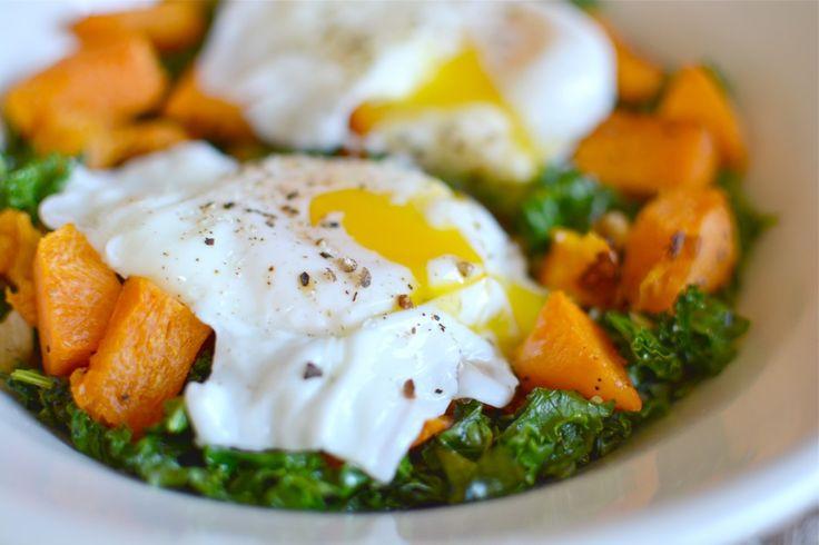 ... salad easy poached egg salad easy poached egg salad recipe dishmaps