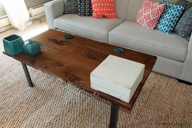 Diy industrial coffee table diy s i want to try pinterest