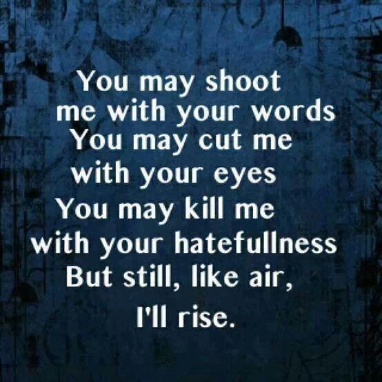 Maya Angelou!!!