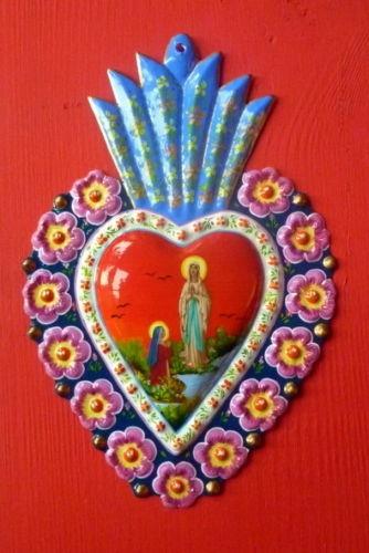 Our Lady Of Lourdes Saint Milagro